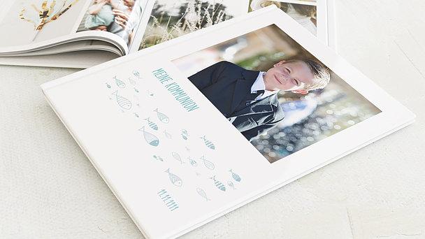 Fotobuch Kommunion - Ausschwärmen