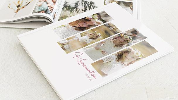 Fotobuch Kommunion - So schnell groß