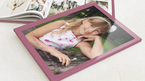 Fotobuch Kommunion - Glanzvolle Kommunion