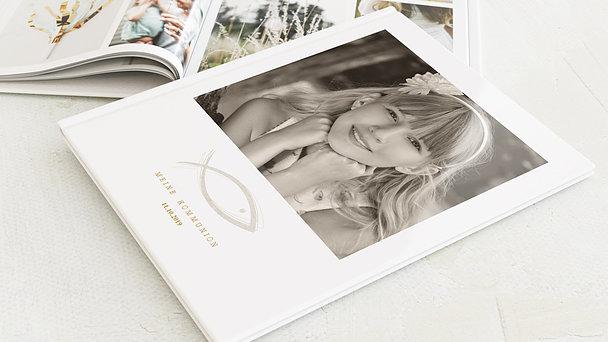 Fotobuch Kommunion - Schwarm Kommunion