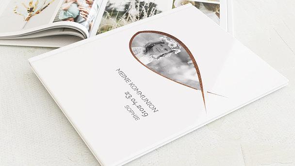 Fotobuch Kommunion - Pure Freude