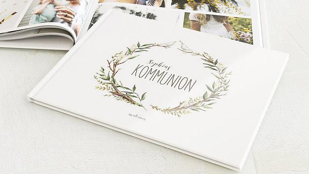 Fotobuch Kommunion - Kommunionkranz