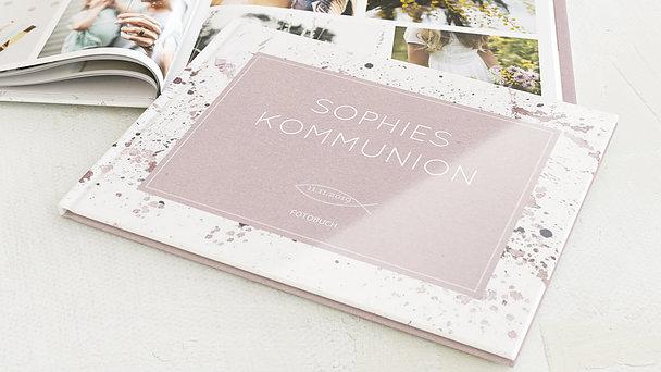 Fotobuch Kommunion - Kommunions-Impression