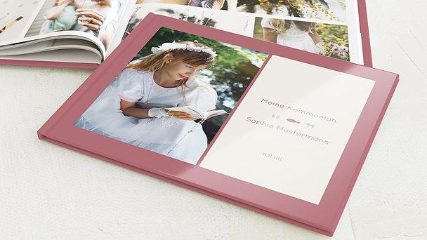 Fotobuch Kommunion - Unser Kommunionskind