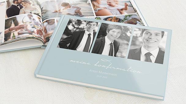Fotobuch Konfirmation - Liebevolle Konfirmation