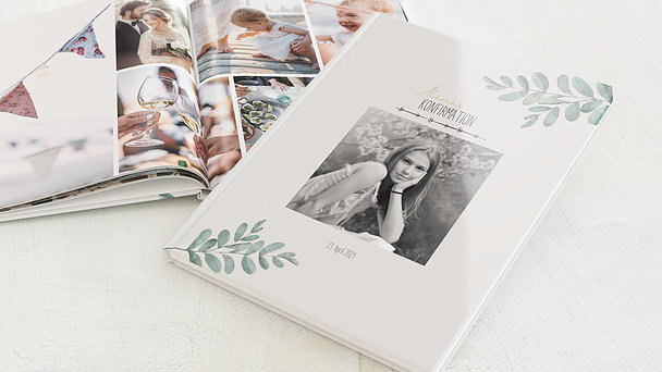 Fotobuch Konfirmation - Meine Zeremonie