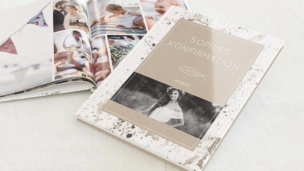 Fotobuch Konfirmation - Konfirmations-Impression