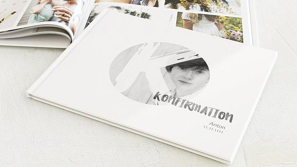 Fotobuch Konfirmation - Hauptperson