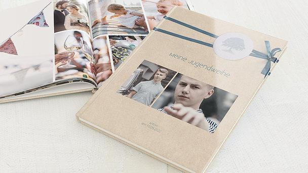 Fotobuch Jugendweihe - Kraftvoll