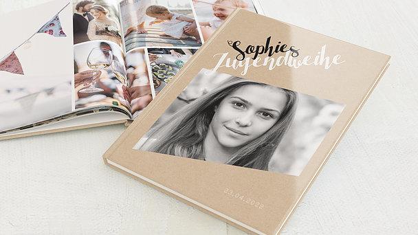 Fotobuch Jugendweihe - Linientreu