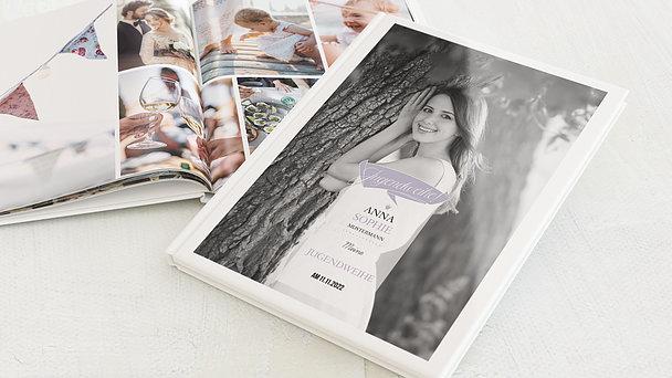 Fotobuch Jugendweihe - Anfang