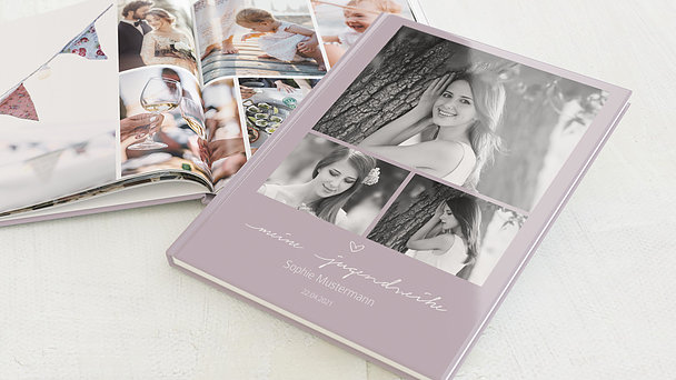 Fotobuch Jugendweihe - Liebevolle Jugendweihe