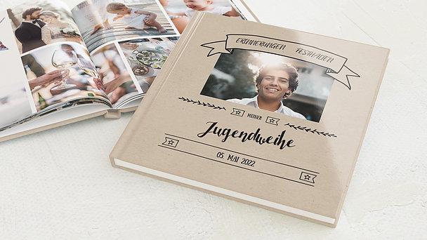 Fotobuch Jugendweihe - Kraftliner