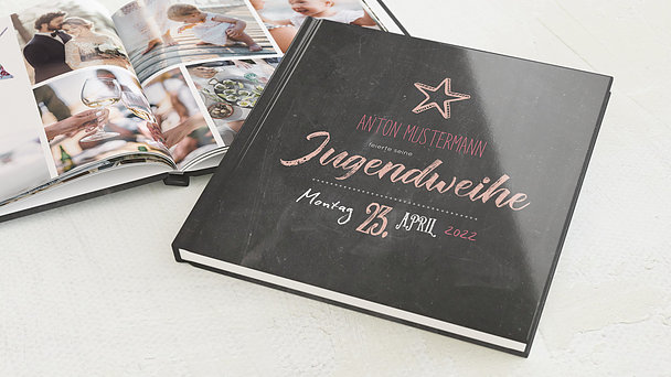 Fotobuch Jugendweihe - Ankündigung