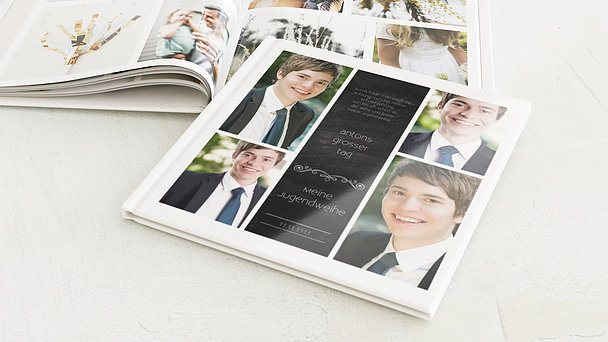Fotobuch Jugendweihe - Jugendweihe-Tafel
