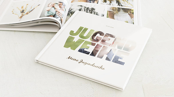 Fotobuch Jugendweihe - Fototext