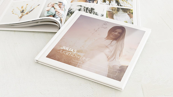 Fotobuch Jugendweihe - Next Step
