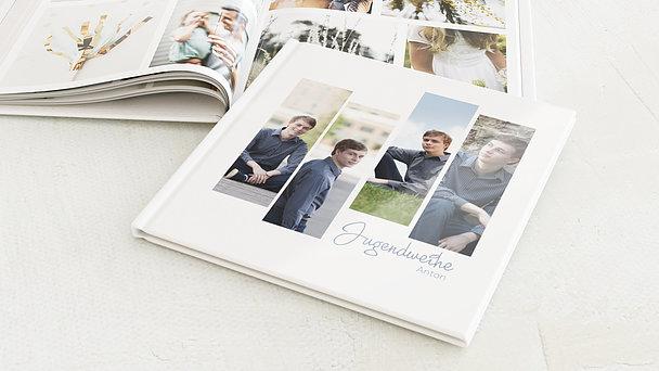 Fotobuch Jugendweihe - So schnell groß