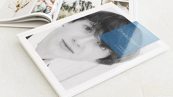 Fotobuch Jugendweihe - Cubes