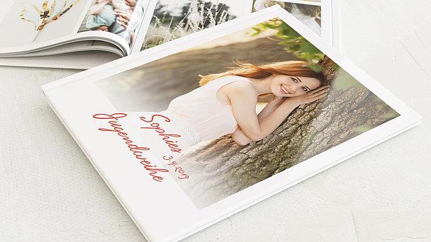 Fotobuch Jugendweihe - Ganz groß
