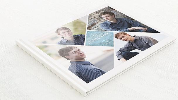 Fotobuch Jugendweihe - Bunt gefächert
