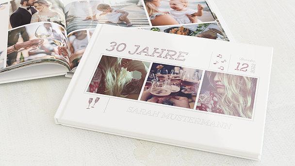Fotobuch Geburtstag - Terminsache 30