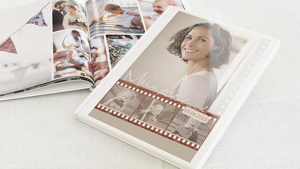 Fotobuch Geburtstag - Retrospektive