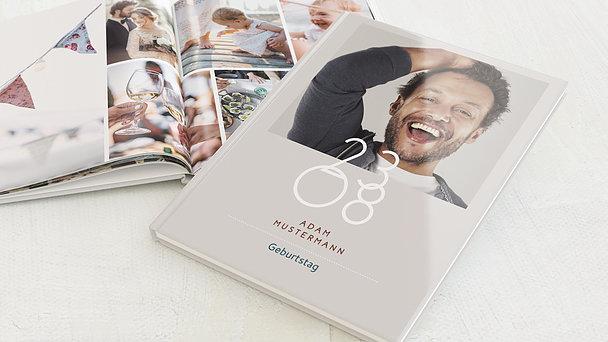 Fotobuch Geburtstag - Feiern! 40