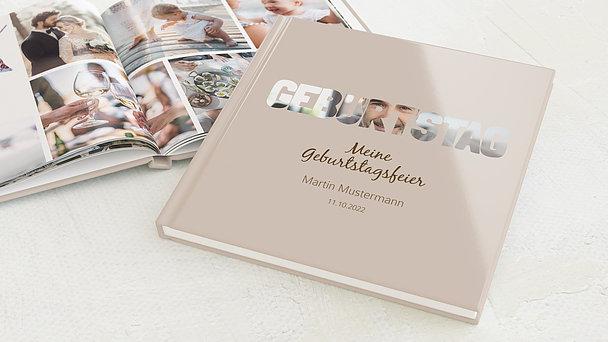 Fotobuch Geburtstag - Geburtstag