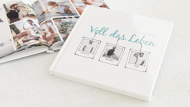 Fotobuch Geburtstag - Im Rampenlicht 30