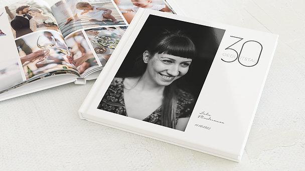 Fotobuch Geburtstag - Art Flair