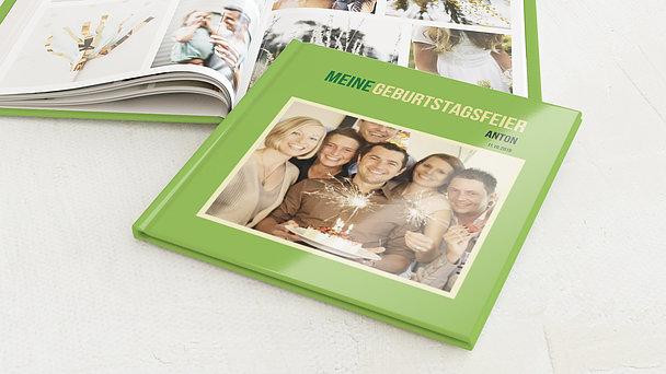 Fotobuch Geburtstag - Fünfzich