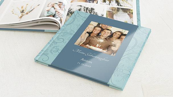 Fotobuch Geburtstag - Card de Luxe
