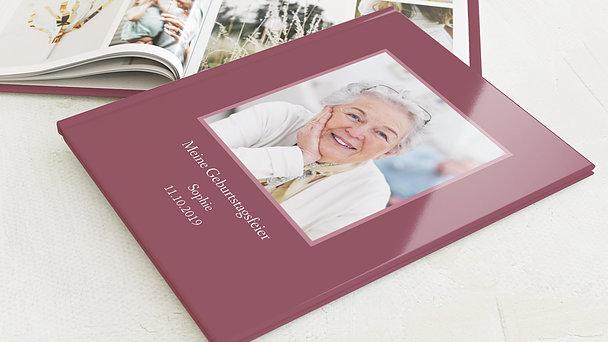 Fotobuch Geburtstag - Sixty Sixty