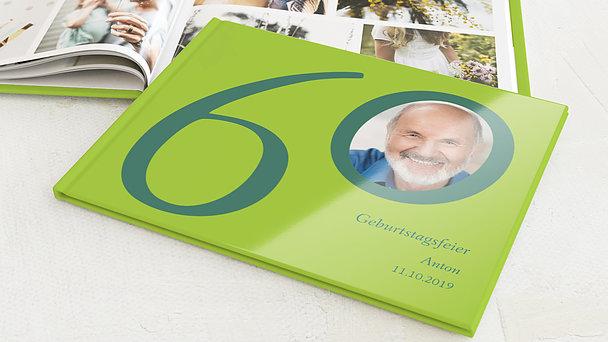 Fotobuch Geburtstag - Meine Sechzig