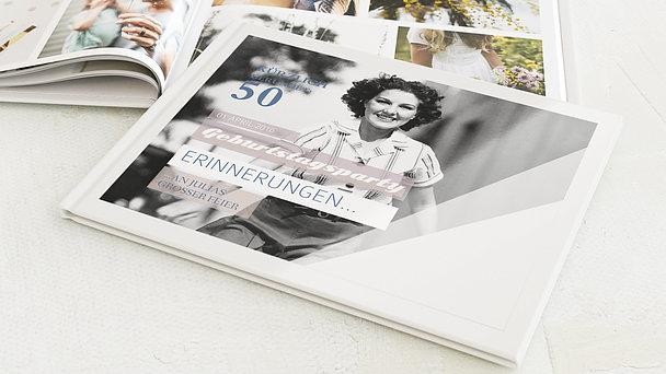 Fotobuch Geburtstag - Sommerleicht