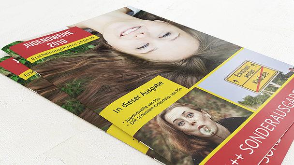 Festzeitung Jugendweihe - Gossip