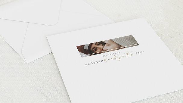 Umschlag mit Design Hochzeit - Unforgettable Moments