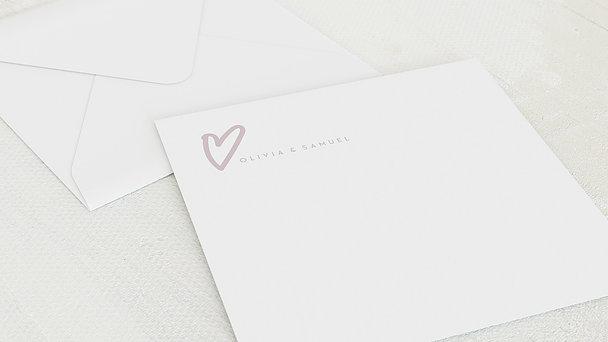 Umschlag mit Design Hochzeit - Großes Ereignis