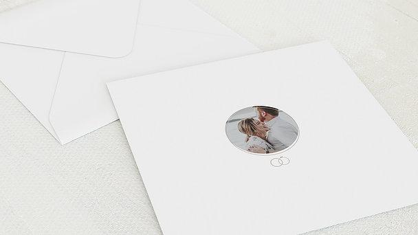 Umschlag mit Design Hochzeit - Fairy lights