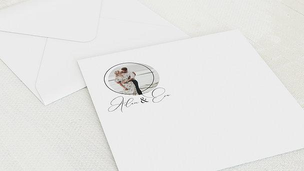 Umschlag mit Design Hochzeit - Zauberzeit