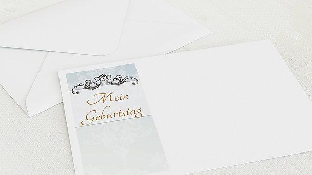 Umschlag mit Design Geburtstag - Queensland