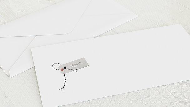 Umschlag mit Design Geburtstag - Filmstreifen 60