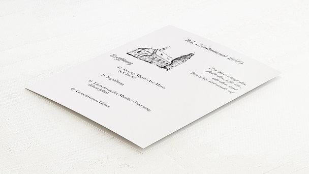 Einlegeblätter für Kirchenhefte - Einlegeblätter für Kirchenheft 1
