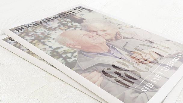 Festzeitung Goldene Hochzeit - Das große Wort Festschrift