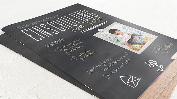 Festzeitung Einschulung - Tafelspaß Festschrift