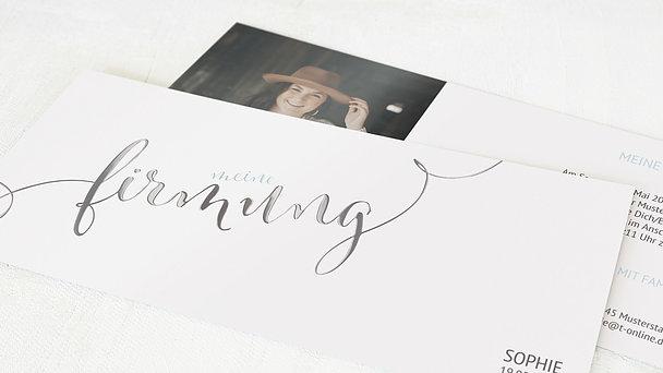 Firmung Karten - Fabelhafter Tag Firmung
