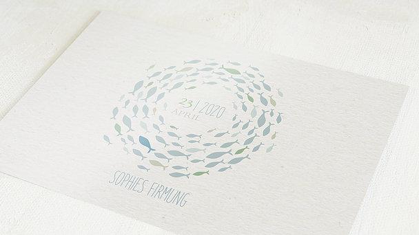Firmung Karten - Freudenwirbel