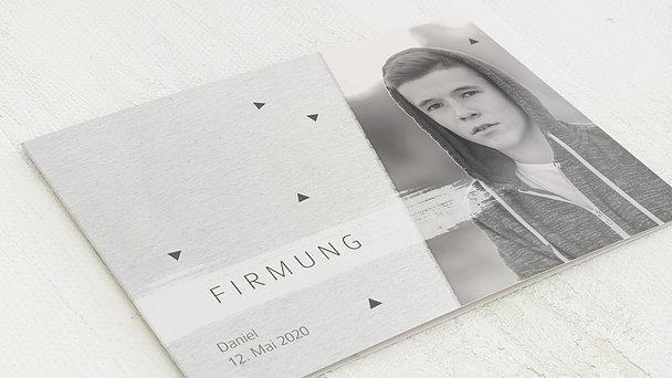 Firmung Karten - Dreieckstanz