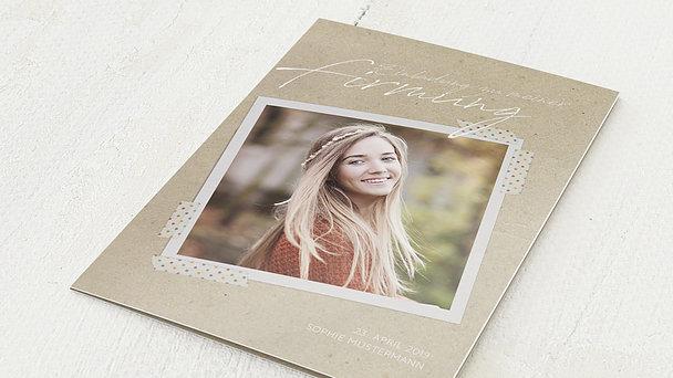 Firmung Karten - Mein Tagebuch
